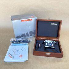 Minox Digital Classic Camera Leica M3, 3.0 MEGAPIXELS, NEW OLD STOCK!
