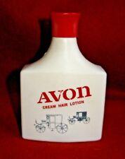 Avon Vintage1962-65 Cream Hair Lotion 4 oz.