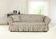 Sure Fit Tennyson Sofa Skirted Slipcover