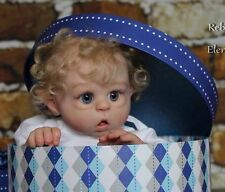 "Mini-Ophelia Elf Reborn Doll Kit  12"" by Olga Auer ~COA ~ SOLD-OUT !!!!!!"
