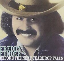 Freddy Fender - Before The Next Teardrop Falls [CD]