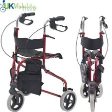 Drive TW017R Triwalker with Seat