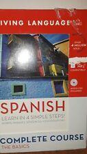 Living language spanish complete edition.