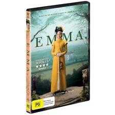 Jane Austen's Emma DVD Region 2 4 5