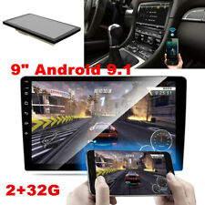 """2+32G Android 9.1 Car Stereo GPS Navigation Radio MP5 Player Double 2Din WIFI 9"""""""