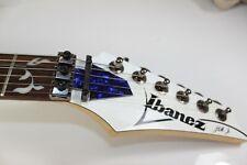 Blue Pearl Pearloid Truss Rod Cover fits Ibanez (tm) *Indonesian * Jem Jr