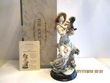 Guiseppe Armani 1998 Lucia Members Redemption Porcelain Figurine w/Certificate