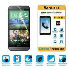 3x PELLICOLA per HTC One E8 FRONTE + PANNO PROTETTIVA DISPLAY