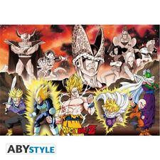 Dragon Ball - Dbz/ Group Cell Arc Maxi Poster