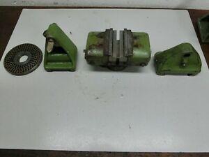 Gebrauchte Teile  für Deckel FP1 Fräsmaschine.