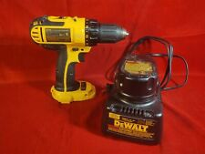 Dewalt DC730 Cordless Drill Driver with Battery and Charger