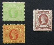 nystamps British Australian States Tasmania Stamp # 179//200 MOGH  O22x1836