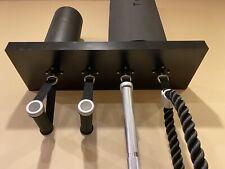 Tonal Gym Accessory Shelf Clips - Tonal Home Gym - DIY Shelf Not Included