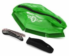 Dusty Motors Traxxas Slash 4X4 HCG Chassis Protection Cover (Green)