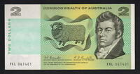 Australia R-82.. (1967) Two Dollars - Coombs/Randall..  UNC..