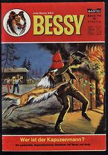 Bessy Nr.118 von 1967 - ERSTAUFLAGE WESTERN BASTEI COMIC-HEFT Willy Vandersteen