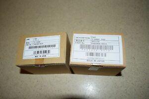 FUJITSU OEM PA03450-K014 MODEL FI-C595P PAD LOT OF 2 (B18)