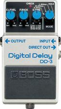 Boss DD-3 Digital Delay Guitar Pedal