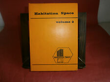 """Habitation space – II° vol."" - Habitation Space, 1982"