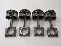 99 00 01 02 YAMAHA YZFR6 YZF R6 YZF-R6 CONNECTING ROD RODS AND PISTONS