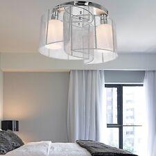 Ceiling Pendant 2 Lights Lamps Lighting Chandelier Fixture Flush Mount Bedroom