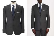 Daniel Hechter crossweave abotonadura simple traje chaqueta tamaño de Reino Unido 40S BNWT RRP £ 180