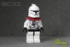 LEGO Star Wars Custom Cloth Cape Minifigure Lot of 1 Captain Fordo Clone Wars