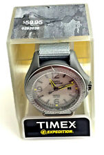 Timex T49931 Mens Grey Expedition Camper Watch