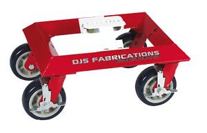 DJS Fabrications Universal Car Wheel Dolly DJS-00102