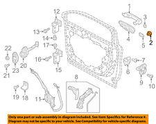 FIAT OEM 16-17 500X Front Door-Button 6AQ85SZ0AA