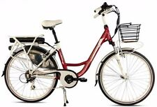 Electric Bike Bicycles with Basket