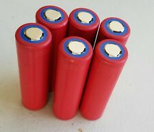12 Pcs Panasonic Sanyo NCR18650GA 3500mAh 10A Li-ion Battery USA Seller