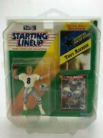 Troy Aikman 1992 Starting Lineup Kennor Dallas Cowboys Football Quarterback NLF