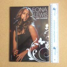 LEONA LEWIS 2009 Calendar