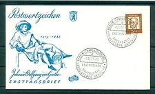 Berlin Ouest - West Berlin 1961 - Michel n.208 - Timbre-poste ordinaire