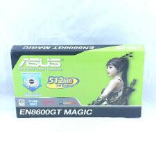 ASUS NVIDIA GeForce EN8600GT MAGIC HTP 512M PCI Express 16 DVI VGA