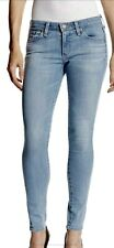Adriano Goldschmied Womens Jeans The Legging Ankle Super Skinny Size 32 NWT $198