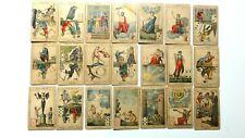 Ancien Jeu de Carte Tarot Divinatoire - Cartomancie - Esotérisme