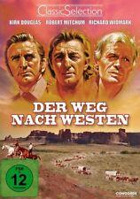 DER WEG NACH WESTEN (Kirk Douglas, Robert Mitchum) DVD + Schuber NEU+OVP