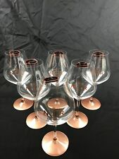 6x Moet Chandon Champagner Glas N.I.R Riedel Nectar Gläser NEU OVP Sekt Nir