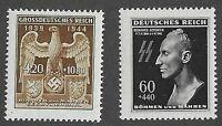 Bohemia & Moravia - Third Reich, Heydrich & German Imperial Eagle - MNH