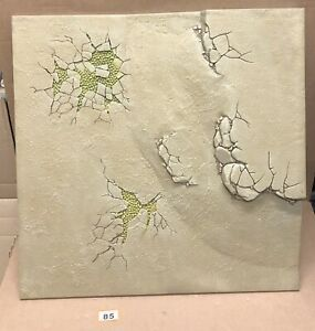 2x2ft Realm Of Battle Armies On Parade Display Board Games Workshop Rare OOP #85
