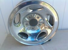 Ford F-150 Expedition OE Wheels 16 x 7  5x135 Polished 2000-1995 LowMile TakeOff