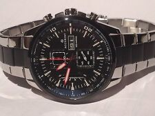 Accurist 7006 Gents Chronograph Analogue Bracelet Watch