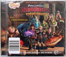CD - Dragons - Auf zu neuen Ufern - 21 - Das Drachenauge - Hörspiel zur TV-Serie