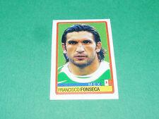 N°140 FRANCISCO FONSECA MEXICO MEXIQUE PANINI FOOTBALL COPA AMERICA 2007