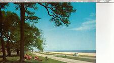 Mississippi Gulf Coast  Highway 90   Mississippi   Unused Chrome Postcard 6256