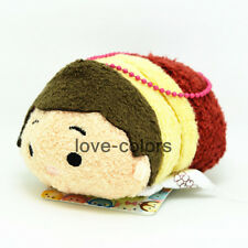 """3.5""""  New Disney Princess mini Tsum Tsum Prince Charming Soft plush Toy Doll"""