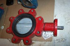 NEW BRAY 4in. BUTTERFLY VALVE HYDRAULIC