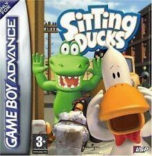 Nintendo GameBoy Advance Cartucho De Juego sentados como patos